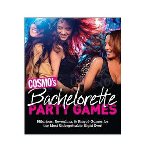 Cosmo's Bachelorette Party Card Games Gifts & Games - Bachelorette Cosmopolitan