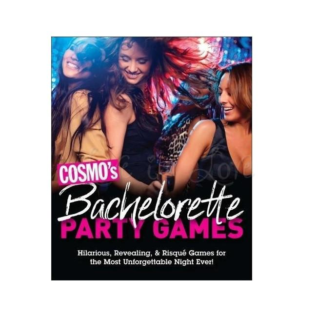 Cosmo's Bachelorette Party Card Games