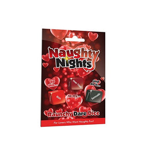 Creative Conceptions Naughty Nights Raunchy Dare Dice Gifts & Games - Intimate Games Creative Conceptions