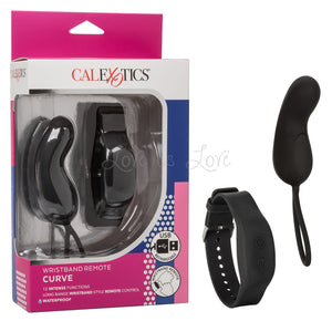 Calexotics Wristband Remote Rechargeable Curve buy in Singapore LoveisLove U4ria