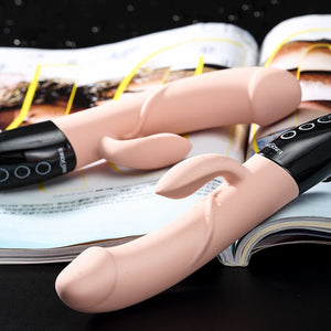 Erocome Crater Plus Heating Rabbit Vibrator (Newly Replenished) Vibrators - Rabbit Vibrators Erocome
