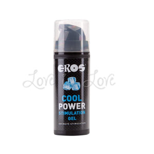 Eros Cool Power Stimulation Gel 30 ml (1.02 fl oz) Enhancers & Essentials - Her Sex Drive EROS
