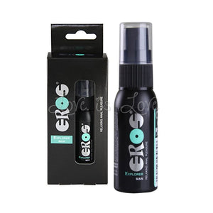 Eros Explorer Anal Relaxation Spray 30 ml (1.02 fl oz) Enhancers & Essentials - Better Anal Sex EROS