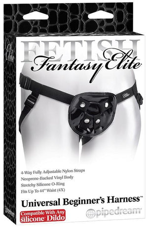 Fetish Fantasy Elite Universal Beginner's Harness Strap-Ons & Harnesses - Harnesses Pipedream Products