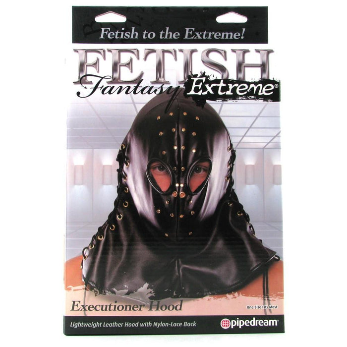 Fetish Fantasy Extreme Executioner Hood