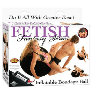 Fetish Fantasy Inflatable Bondage Ball For Us - Sex Furniture Pipedream Products