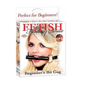 Fetish Fantasy Series Beginner's Bit Gag Bondage - Ball & Bit Gags Pipedream Products