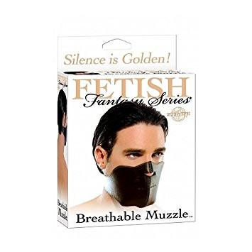 Fetish Fantasy Series Breathable Muzzle