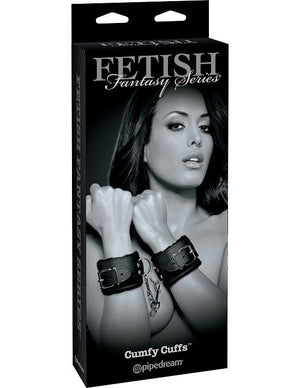 Fetish Fantasy Series Limited Edition Cumfy Cuffs Bondage - Ankle & Wrist Restraints Pipedream Products