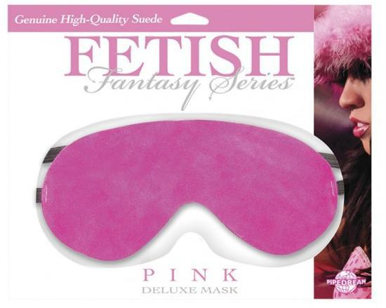 Fetish Fantasy Series Pink Deluxe Mask