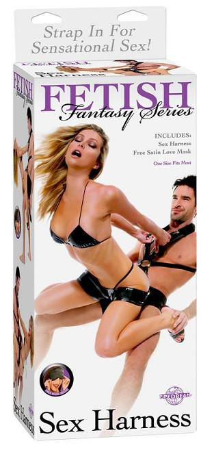 Fetish Fantasy Series Sex Harness (Overstock Sale)