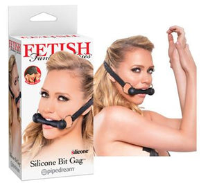 Fetish Fantasy Series Silicone Bit Gag [Clearance] Bondage - Ball & Bit Gags Pipedream Products