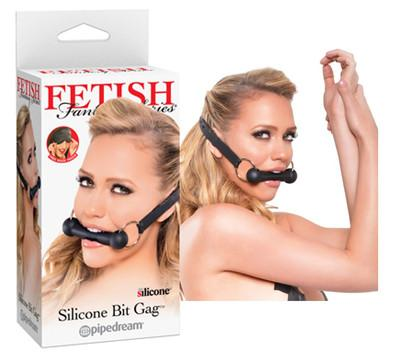 Fetish Fantasy Series Silicone Bit Gag [Clearance]