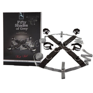 Fifty Shades Of Grey Keep Still Over The Bed Cross Restraint Bondage - Fifty Shades Of Grey Fifty Shades Of Grey