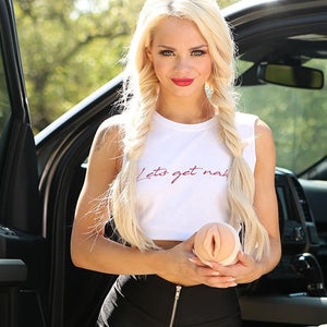Fleshlight Girl Elsa Jean Tasty Vagina Male Masturbators - Fleshlight Girls Fleshlight