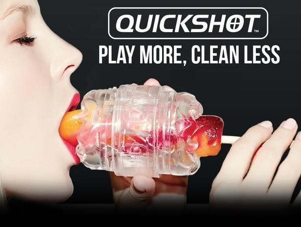 Fleshlight Quickshot - Boost, Vantage & Gold