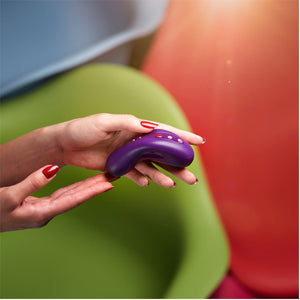 Fun Factory Laya II Rechargeable Clit Massager Pink, Pool Blue or Dark Violet Award-Winning & Famous - Fun Factory Fun Factory