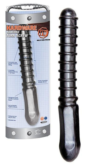 Hardware Silicone Turn Screw [Clearance] Anal - Anal Probes & Tools Topco Sales