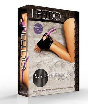 Heeldo Strap-On Harness For Foot Strap-Ons & Harnesses Heeldo