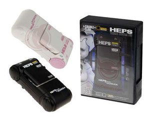 HEPS Fantastic Japan Edition - Black or White (Highly Rated)(Popular Worldwide) Male Masturbators - Japan Handheld HEPS