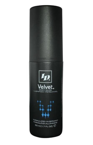 ID Velvet Silicone Lube 50 ML 1.7 FL OZ Lubes & Cleaners - Silicone Based ID 50 ML 1.7 FL OZ