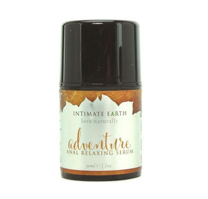 Intimate Earth Adventure Anal Relaxing Serum 30 ML 1 FL OZ Enhancers & Essentials - Aromas & Stimulants Intimate Earth