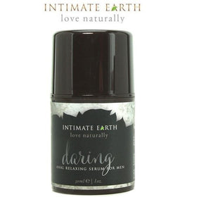 Intimate Earth Daring Anal Relaxing Gel For Man 30 ml 1 fl oz Enhancers & Essentials - Aromas & Stimulants Intimate Earth