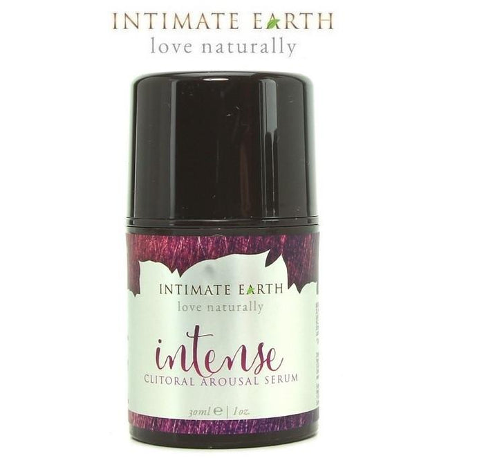 Intimate Earth Intense Clitoral Arousal Serum Gel (Newly Replenished with Expiry Year 2022)