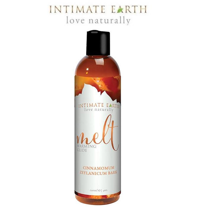 Intimate Earth Melt Warming Glide Lubricant 60 ml or 120 ml