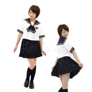Japan A&T Jidai Fuzoku High School Uniform M Size For Her - Women's Sexy Wear Be With