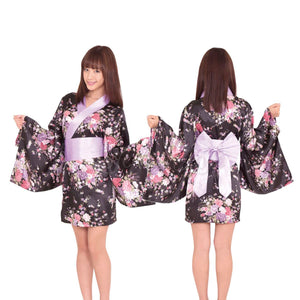 Japan BeWith Kimono Oiran Costume M Size For Her - Women's Sexy Wear Be With