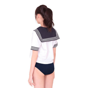Japan BeWith Recommended Uniform for Buruma School M Size For Her - Women's Sexy Wear Be With
