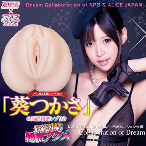 Japan NPG Meiki Tsukasa Aoi Acme Onahole Male Masturbators - Meiki Series NPG