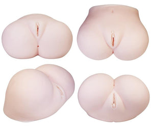 Japan NPG Shinsei Namagoshi Hip Size Dual Layer Onaholes (Newly Replenished) Life/Hip Size NPG