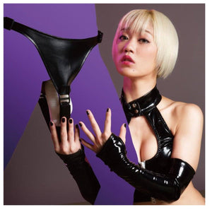 Japan SSI Wild One SM Vibrator Strap-On Black Strap-Ons & Harnesses - Strap SSI Japan