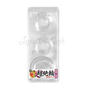 Japanese New Love Ring Set Cock Rings - Cock Ring Sets NPG