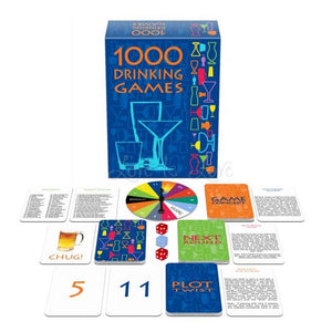 Kheper Games 1000 Drinking Games Gifts & Games - Gifts & Novelties Kheper Games