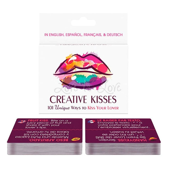 Kheper Games Creative Kisses Card Game