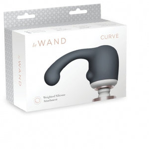 Le Wand Curve Weighted Silicone Attachment (Popular Attachment) Vibrators - Wands & Attachments Le Wand