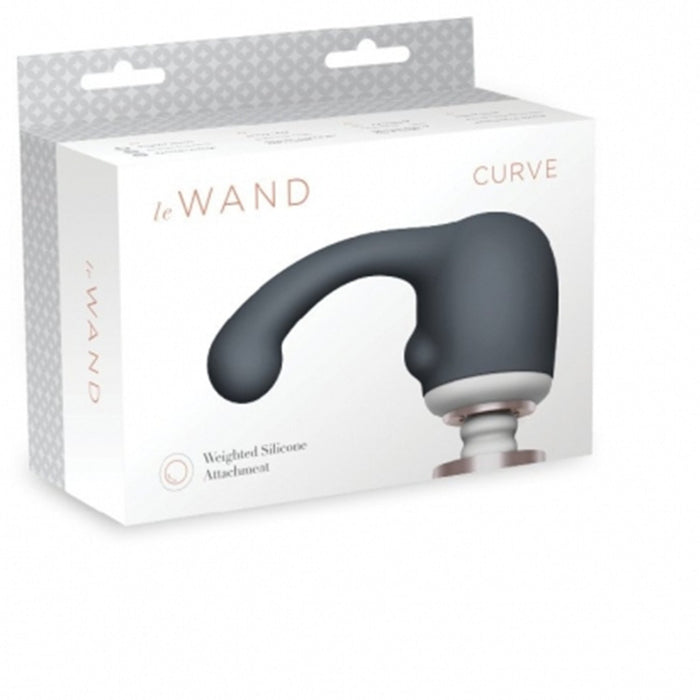 Le Wand Curve Weighted Silicone Attachment (Popular Attachment)(Last Piece)