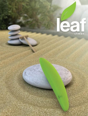 Leaf Touch Clitoral Vibrator Award-Winning & Famous - Leaf Leaf Green