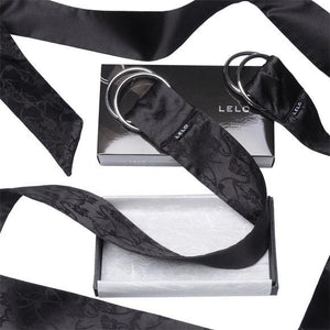Lelo Boa Pleasure Ties Award-Winning & Famous - Lelo Lelo Black