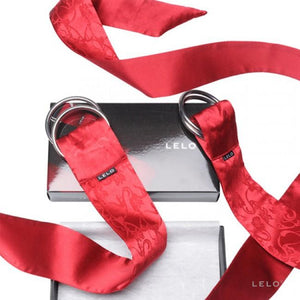 Lelo Boa Pleasure Ties Award-Winning & Famous - Lelo Lelo Red