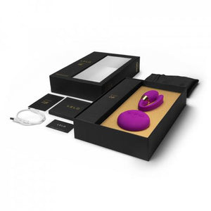 Lelo Insignia Tiani 24K in Black or Deep Rose or Hot Cerise Award-Winning & Famous - Lelo Lelo