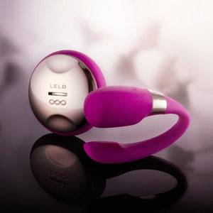 Lelo Insignia Tiani 3 in Black or Cerise or Deep Rose Award-Winning & Famous - Lelo Lelo