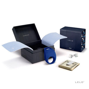 Lelo Pino Vibrating Couple's Ring Award-Winning & Famous - Lelo Lelo