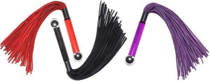 Lelo Sensua Suede Whip Red or Black or Purple Award-Winning & Famous - Lelo Lelo