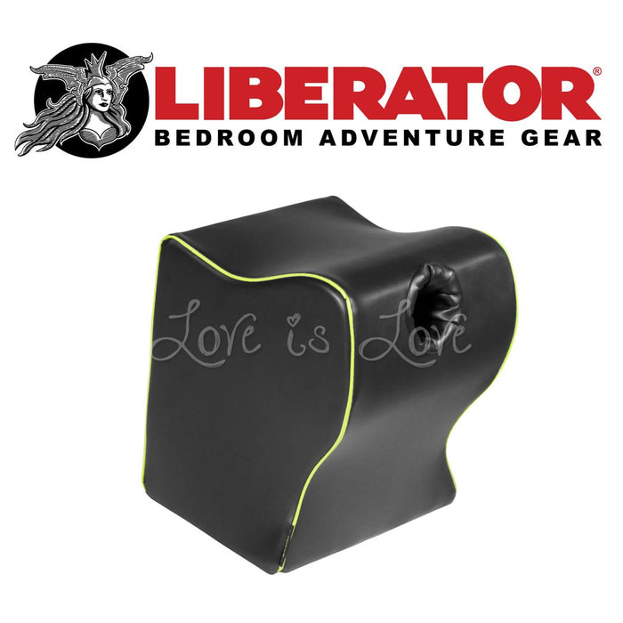 Liberator Fleshlight Mount Top Dog (Black)