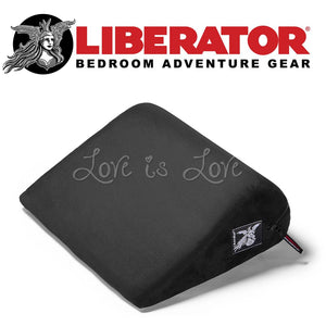 Liberator Jaz (Microsuede Black) For Us - Sex Furniture Liberator