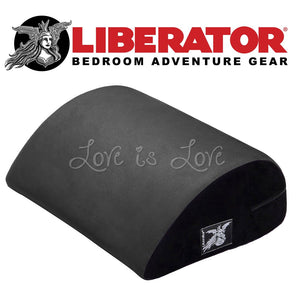 Liberator Jaz Motion (Microsuede Black) For Us - Sex Furniture Liberator